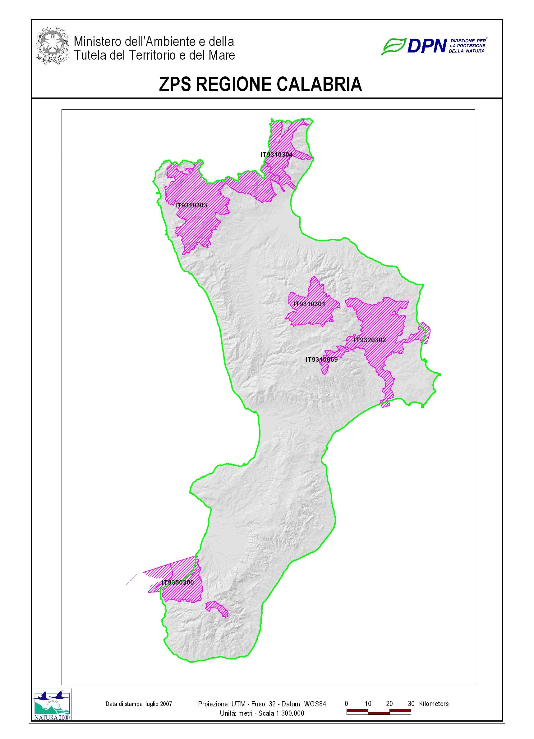 Cartina Atc Sicilia.Forum Caccia E Pesca Mappe Zps Calabria