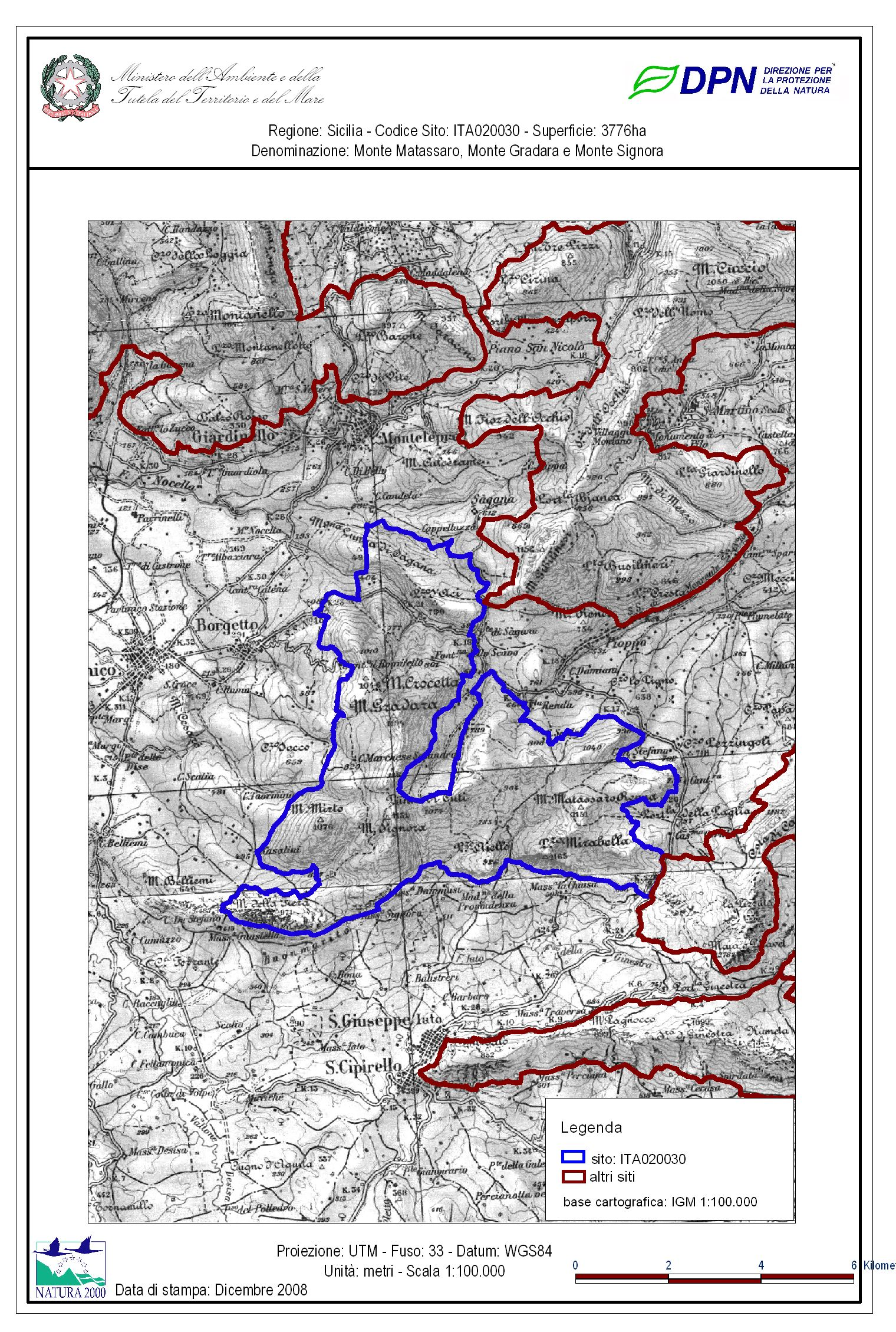 Cartina Sicilia Pdf.Forum Caccia E Pesca Mappe Zps Sicilia